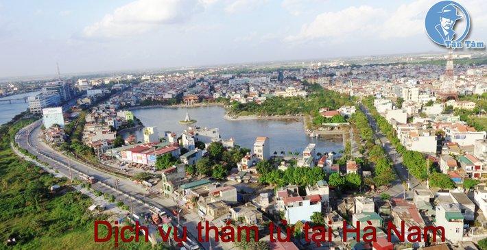 dịch vụ thám tử tại Hà Nam