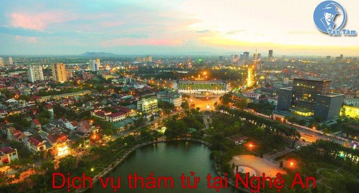 dịch vụ thám tử tại Nghệ An