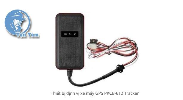 thiet bi dinh vi xe may GPS PKCB-612