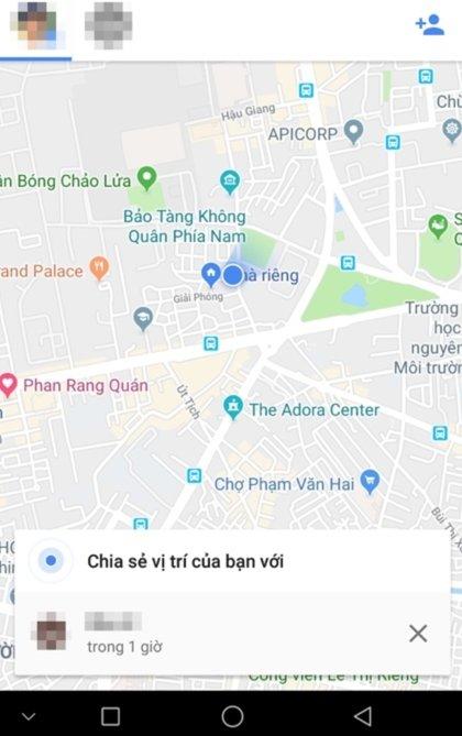 xac dinh vi tri so dien thoai qua google maps